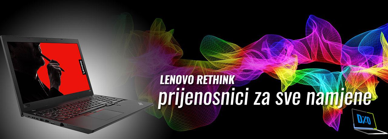 Lenovo Rethink